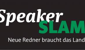 Speaker Slam am 30. April