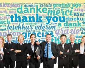 Dankbarkeit am Arbeitsplatz
