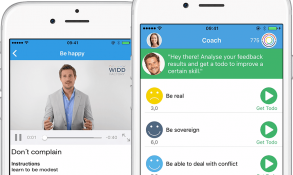Eine App als Coach?