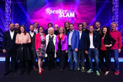 SpeakerSLAM 2017