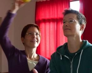 Leistungsfähiger durch Jonglieren
