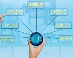 Aufbau und Stärkung von Kompetenzen