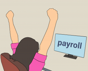 Outsourcing der Payroll