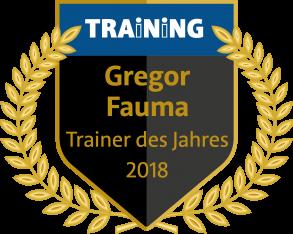 Trainer des Jahres 2018