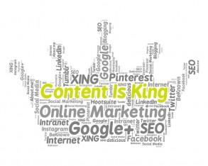 Content is King – auch für Berater?