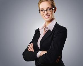 Die weibliche Führungskraft