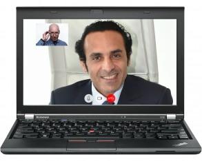 Skype und Co für Online-Meetings