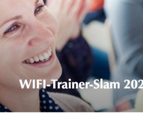 Bewerbung WIFI Wien LENA AWARD Trainer Slam