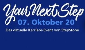 Virtuelles Karriere-Event von StepStone