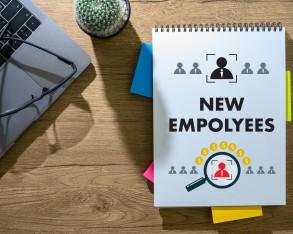 Orientierung für  neue Mitarbeiter